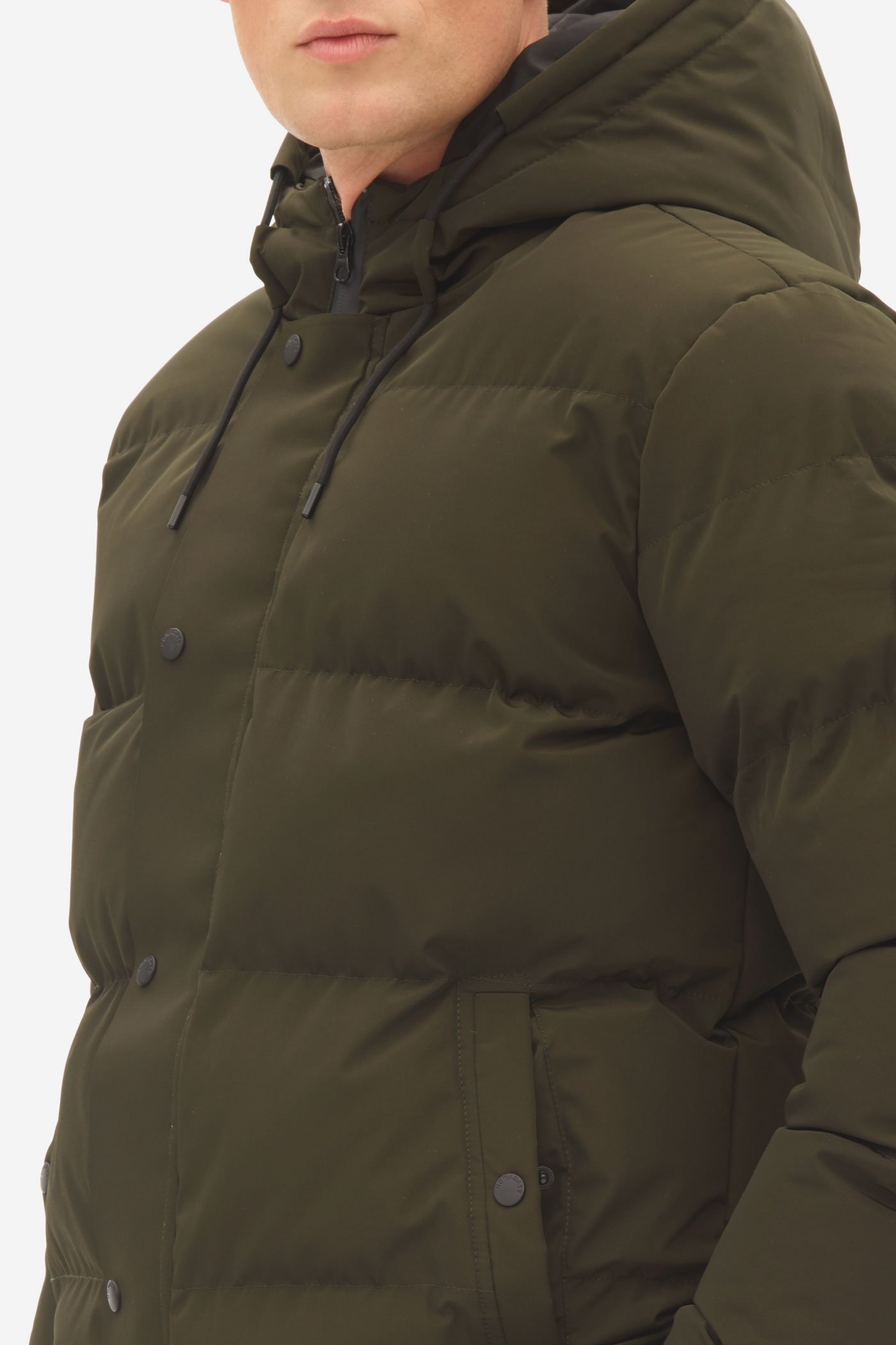 Nowadays puffer jacket rosin
